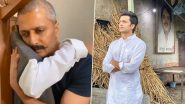 Riteish Deshmukh Misses Father Vilasrao Deshmukh on His 75th Birth Anniversary, Shares An Emotional TikTok Video Hugging His Coat (View Video)