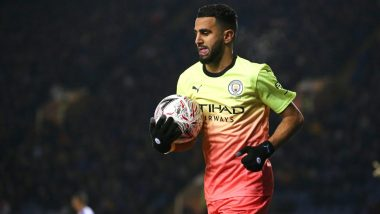 Manchester City Winger Riyad Mahrez Has Watches Worth £300,000 Stolen by Thieves From His Penthouse: Reports