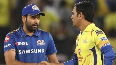 Mumbai Indians vs Chennai Super Kings, IPL 2020 Toss Report and Playing XI Update: CSK Captain MS Dhoni Wins Toss, Asks MI to Bat First