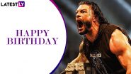 Roman Reigns Birthday Special: Here's Look at Five Biggest Wins of 'The Big Dog' in WWE (Watch Videos)