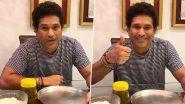 'Paranthe Kithe Hai?': Sachin Tendulkar Responds to Yuvraj Singh's New Challenge