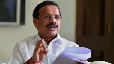 Should We Hang Ourselves Over Non-Availability of COVID-19 Vaccines, Asks Union Minister DV Sadananda Gowda