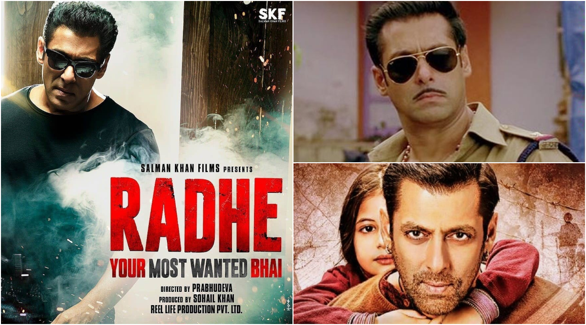As Radhe Misses Eid 2020 Slot, A Lookback At Salman Khan's Past Eid Releases and How Much They Earned At The Box Office!