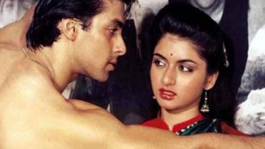 Bhagyashree Reveals How Her Maine Pyar Kiya Co-Star Salman Khan Was Asked To 'Catch And Smooch' Her During A Photoshoot, Here's How He Reacted