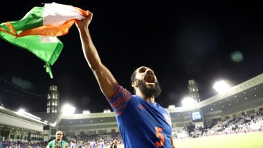 Sandesh Jhingan Expresses Desire to Be India's Regular Captain, Reveals Dream of Playing in Europe