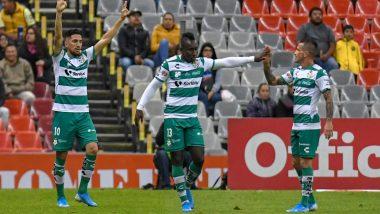Eight Santos Laguna Players of Mexican Football Club Test COVID-19 Positive