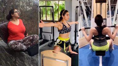Sara Ali Khan Proudly Shares Her Weight Loss Journey With Fans On Social Media! Watch 'Sara Ka Sara' To 'Sara Ka Aadha' Video