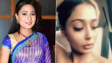Bidaai Fame Sara Khan Opens Up On Her Lip Filler Surgery Gone Wrong and How She Dealt With Being Trolled!