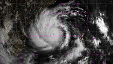 4 of 5 Cyclones, Including Amphan, in 2020 Were in 'Severe Cyclonic Storms' Category and Above