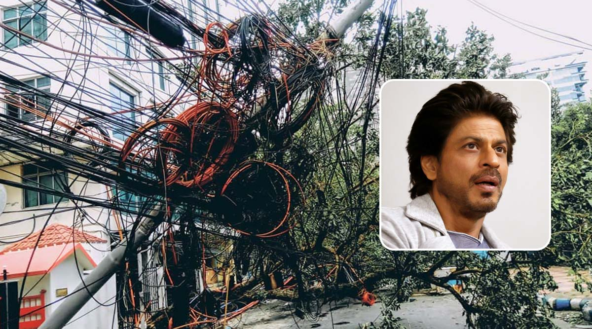 Shah Rukh Khan Prays For Those Affected by Cyclone Amphan in West Bengal and Odisha (View Tweet)
