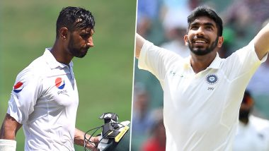 Pakistan Batsman Shan Masood Wants to Take On Jasprit Bumrah Challenge