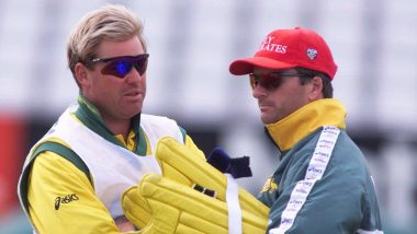 Steve Waugh Responds to Shane Warne's 'Most Selfish Cricketer' Remark, Says 'His Comments Are Reflection of Himself'