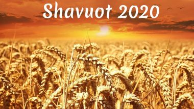 Shavuot 2020: Know The Traditions, Customs And Celebrations Related to the Jewish Festival