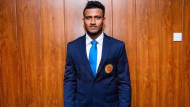 Shehan Madushanka, Sri Lanka Pacer, Detained for Possession of Heroin