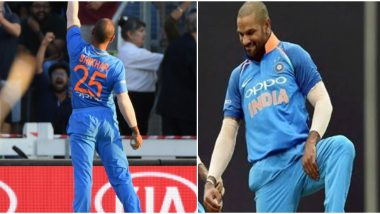 Shikhar Dhawan Reveals Kabaddi Inspiration Behind His Famous 'Thigh-Five' Celebration (Watch Video)