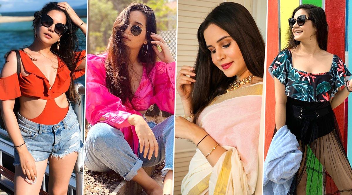 Shivshakti Sachdev Birthday: Subtle to Sexy, 8 Instagram Pics That Prove the TV Starlet's Supreme Taste in Fashion (View Pics)
