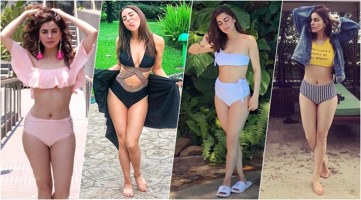 Shraddha Arya Hot Bikini Photos 14 Times Kundali Bhagya Actress Flaunted Her Sexy Side In Raunchy