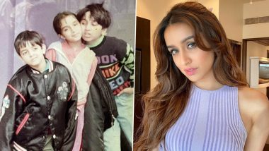 Brother's Day 2020: Shraddha Kapoor Shares A Series Of Throwback Pictures With Her 'Amazing Bros' And It's Pure Nostalgia!