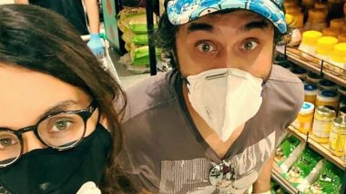 Shraddha Kapoor Steps Out For a Grocery Shopping 'Adventure' Amid Lockdown (View Pic)