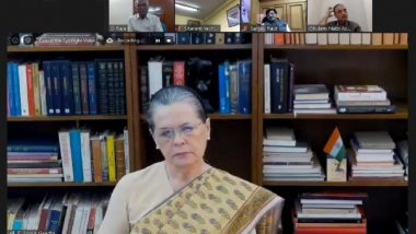 Farm Laws: Sonia Gandhi Asks Congress-Ruled States to Overrule Centre's 'Anti-Farmers' Legislations