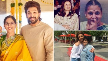 Mother's Day 2020: Allu Arjun, Kajal Aggarwal, Mahesh Babu Share Adorable Posts to Celebrate This Special Day! (View Pics)