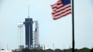 SpaceX Astronaut Launch Threatened by Stormy Weather