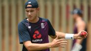 Stuart Broad Fined by Dad and Match Referee Chris Broad for The Use of Inappropriate Language During England vs Pakistan 1st Test