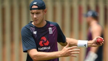 Stuart Broad Fined by Dad Chris Broad for Use of Inappropriate Language in ENG vs PAK 1st Test