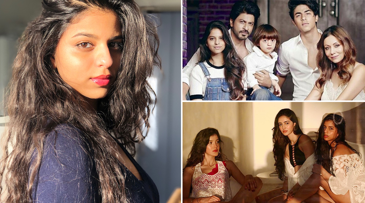 Suhana Khan Birthday: Shah Rukh Khan-Gauri Khan's Daughter's Pics With Her Family And Besties Are Too Good To Miss!