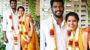 Edegarike Director Sumana Kittur and Longtime Beau Srinivas Tie the Knot Amid Lockdown