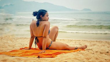 Sumona Chakravarti Shows Off Her Sexiest Bikini Pic, Sets Instagram on Fire With This Throwback Photo