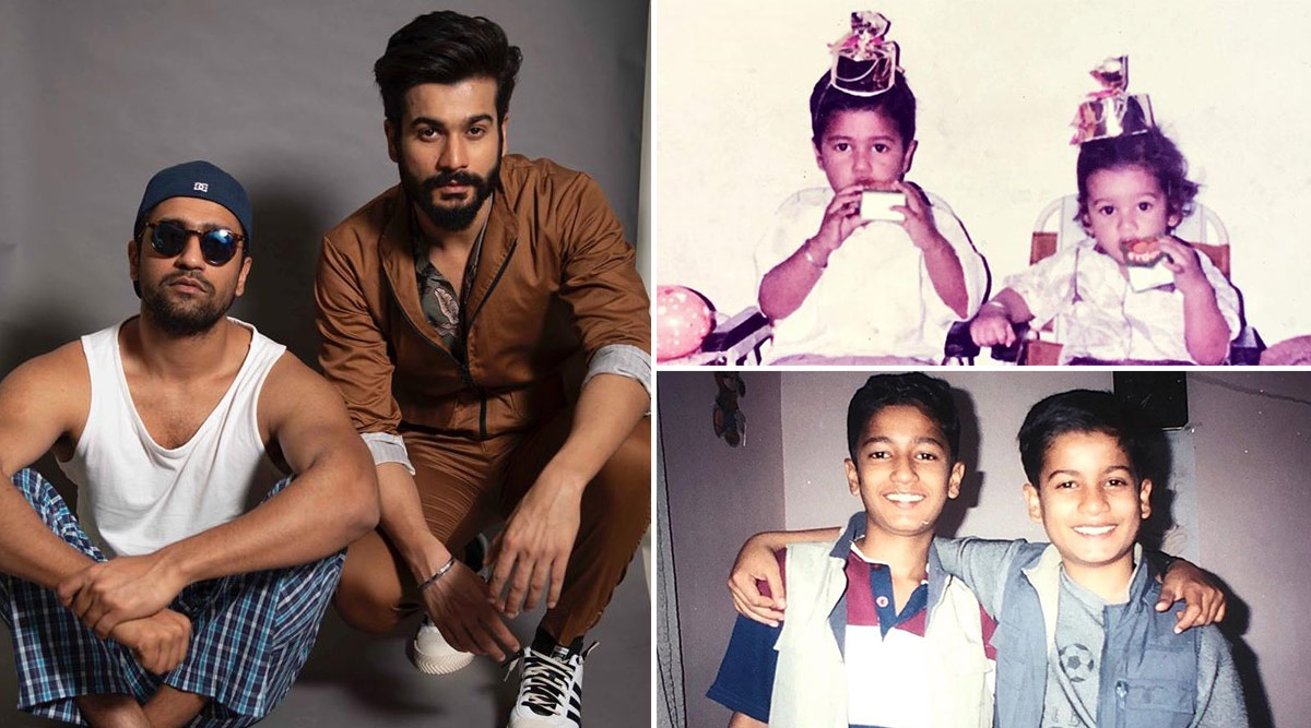 Vicky Kaushal Birthday: Sunny Kaushal Wishes His Star Brother With a Sweet Note and Bunch of Adorable Pics!