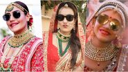 Surbhi Chandna vs Surbhi Jyoti vs Shivangi Joshi: Who Makes the Best Badass Bride in Dulhan Ka Joda and Kala Chashma? (View Pics)