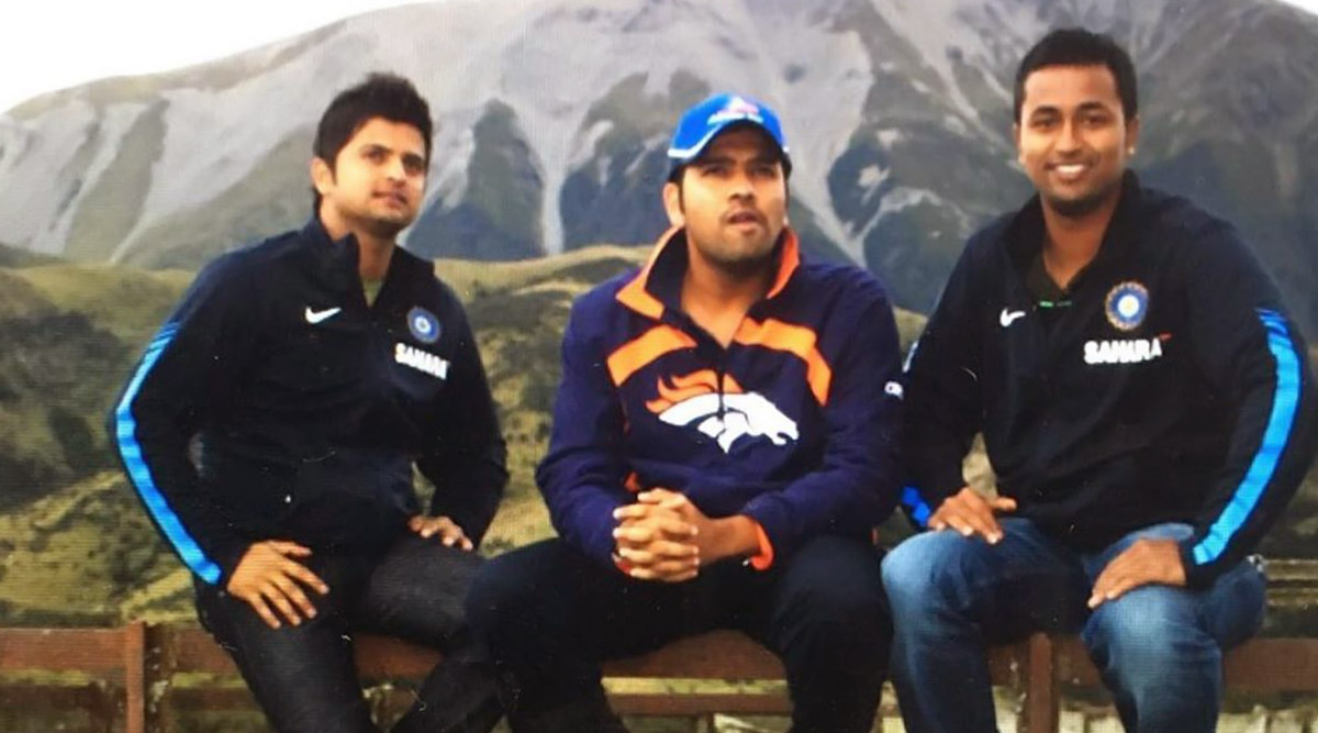 Rohit Sharma Takes a Cheeky Dig at Pragyan Ojha's 'Beautiful Smile' in Throwback Picture