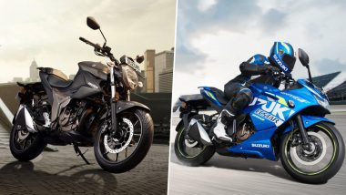 BS6 Suzuki Gixxer 250, Gixxer SF 250 BS6 Motorcycles Launched; Priced in India at Rs 1.63 Lakh & Rs 1.74 Lakh