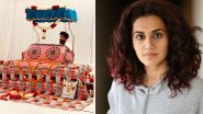Taapsee Pannu's Grandmother Passes Away; The Actress Shares A Picture From A Gurudwara