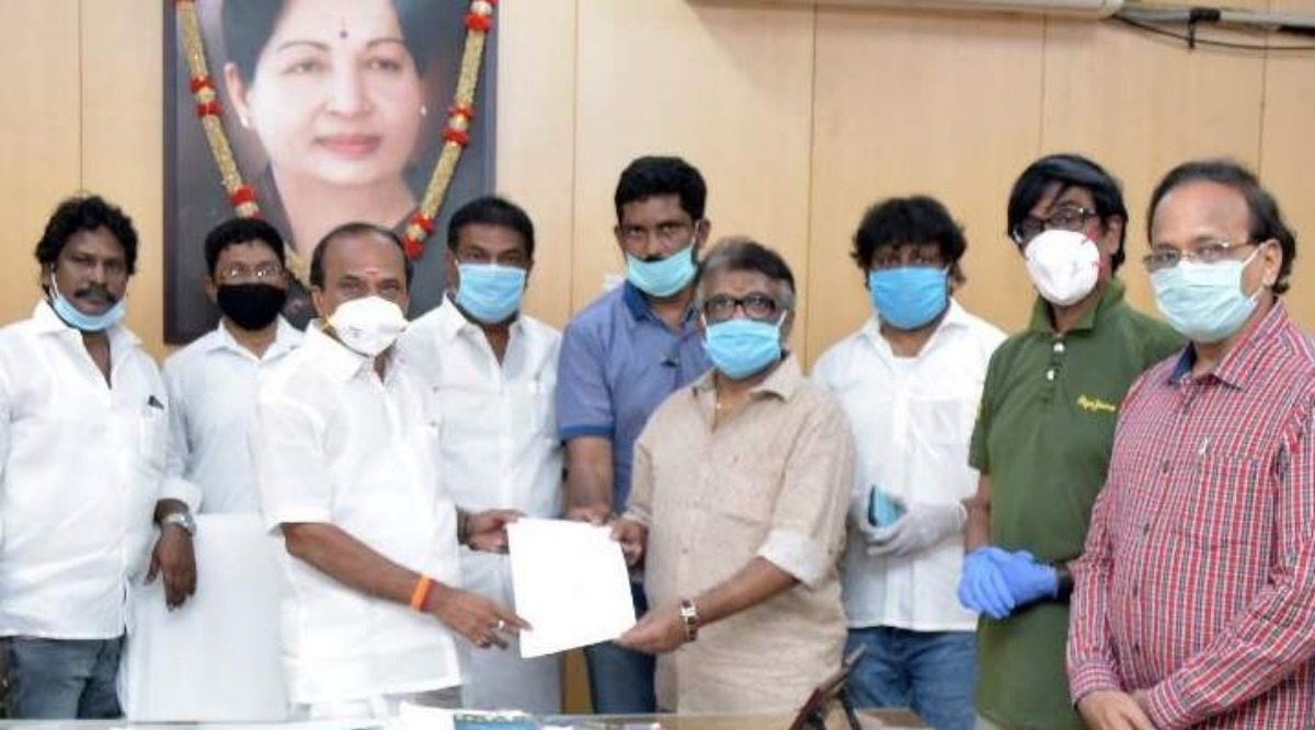 Tamil Film Producers Council Requests TN Government to Grant Permission to Resume Shooting?