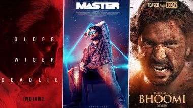 Kamal Haasan's Indian 2, Thalapathy Vijay's Master Among Other Tamil Movies That Resumed Post-Production Work From May 11
