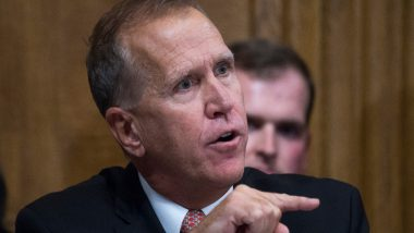 US Senator Thom Tillis Unveils 18-Point Plan to Hold China Accountable for Coronavirus Outbreak