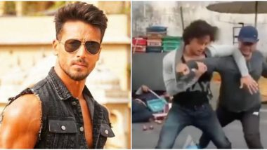 Tiger Shroff Gives Us a BTS Glimpse Of His Amazing Stunt Rehearsals From Baaghi Shoot in Bangkok (Watch Video)