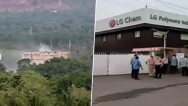Vizag Gas Leak: LG Polymers CEO, Two Directors Among 12 Arrested by Andhra Pradesh Police