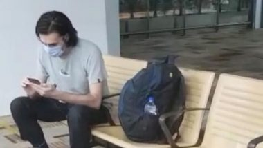 German National, a Wanted Criminal Who Was Stranded at Delhi Airport For 55 Days Due to Lockdown, Leaves India On Board KLM Flight to Amsterdam
