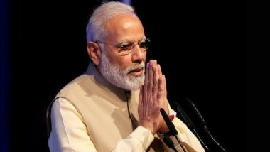 PM Narendra Modi Pays Tribute to Sri Aurobindo on His Jayanti