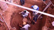 Monolithic Sandstone Shiv Linga of 9th Common Era Unearthed in Vietnam, EAM S Jaishankar Praises ASI