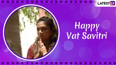 Happy Vat Savitri 2021 Messages for Husband: WhatsApp Greetings, HD Images & Status Video, Quotes and SMS to Celebrate Savitri Brata