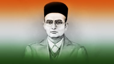 Veer Savarkar Jayanti 2020: Interesting Facts About the Freedom Fighter to Share on His 137th Birth Anniversary