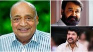 MP Veerendra Kumar Passes Away: Mohanlal, Mammootty and Other South Celebs Post Heartfelt Condolences
