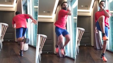 What is 180 Landings Exercise? Know Benefits of Virat Kohli's New Workout