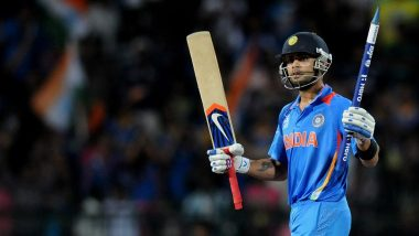 Virat Kohli 'Fondly Remembers' 183 vs Pakistan, Says That Knock Was 'Game-Changer' in His Cricket Career