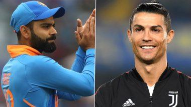 Cristiano Ronaldo Transfer! Virat Kohli Responds To Fan's Query About Indian Captain's Last Google Search